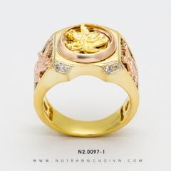 Nhẫn Nam N2.0097-1