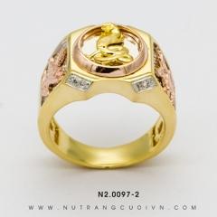 Mua Nhẫn Nam N2.0097-2 tại Anh Phương Jewelry
