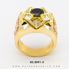 Nhẫn Nam N2.0091-2