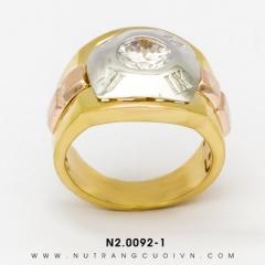 Nhẫn Nam N2.0092-1
