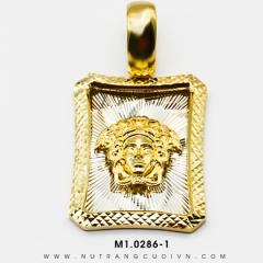 Mua Mặt Dây Chuyền M1.0286-1 tại Anh Phương Jewelry