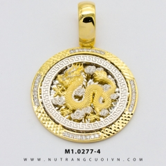 Mặt Dây Chuyền M1.0277-4
