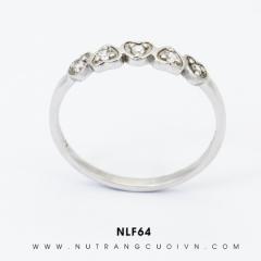 Nhẫn Kiểu Nữ NLF64