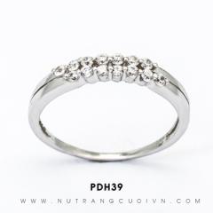 Mua Nhẫn Kiểu Nữ  PDH39 tại Anh Phương Jewelry