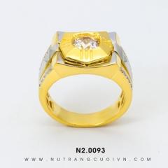 Mua Nhẫn Nam N2.0093 tại Anh Phương Jewelry