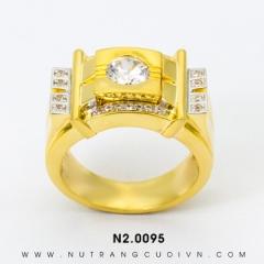 Nhẫn Nam N2.0095