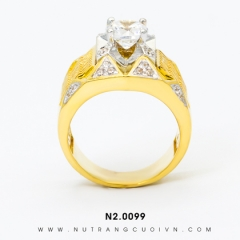 Nhẫn Nam N2.0099