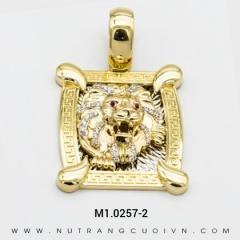 Mua Mặt Dây Chuyền M1.0257-2 tại Anh Phương Jewelry