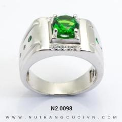 Nhẫn Nam N2.0098