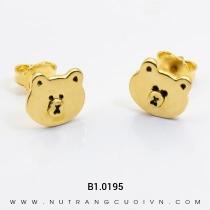 Mua Bông Tai B1.0195 tại Anh Phương Jewelry