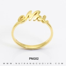 Nhẫn Kiểu Nữ PNG02