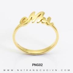 Mua Nhẫn Kiểu Nữ PNG02 tại Anh Phương Jewelry
