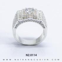 Mua Nhẫn Nam N2.0114 tại Anh Phương Jewelry