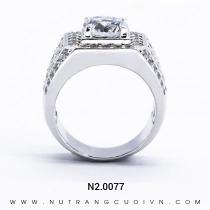 Nhẫn Nam N2.0077