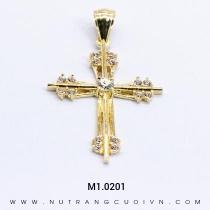 Mua Mặt Dây Chuyền M1.0201 tại Anh Phương Jewelry