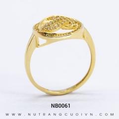 Mua Nhẫn Kiểu Nữ NB0061 tại Anh Phương Jewelry