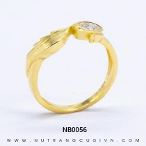 Nhẫn Kiểu Nữ NB0056