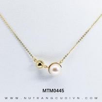 Mặt Dây Chuyền MTM0445