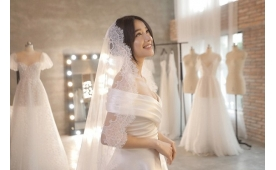 Tiết lộ những mẫu váy lộng lẫy Nhã Phương sẽ mặc trong lễ cưới