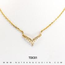 Mua Dây Chuyền TDC01 tại Anh Phương Jewelry