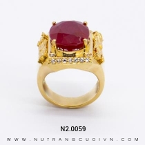 Mua Nhẫn Nam N2.0059 tại Anh Phương Jewelry