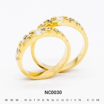 Mua Nhẫn Cưới Vàng NC0030 tại Anh Phương Jewelry