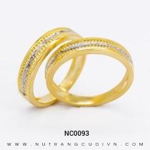 Mua Nhẫn Cưới Vàng NC0093 tại Anh Phương Jewelry