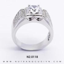 Mua Nhẫn Nam N2.0118 tại Anh Phương Jewelry