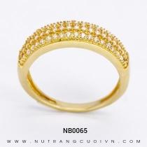 Mua Nhẫn Kiểu Nữ NB0065 tại Anh Phương Jewelry