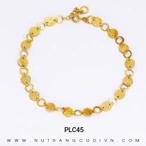 Mua Lắc Chân PLC45 tại Anh Phương Jewelry