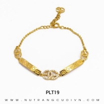 Mua Lắc Tay PLT19 tại Anh Phương Jewelry