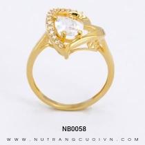 Mua Nhẫn Kiểu Nữ NB0058 tại Anh Phương Jewelry