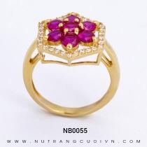 Mua Nhẫn Kiểu Nữ NB0055 tại Anh Phương Jewelry