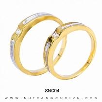 Mua Nhẫn Cưới Vàng SNC04 tại Anh Phương Jewelry