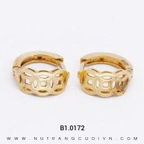 Mua Bông Tai B1.0172 tại Anh Phương Jewelry