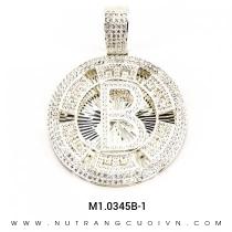 Mua Mặt Dây Chuyền M1.0345B-1 tại Anh Phương Jewelry