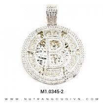 Mua Mặt Dây Chuyền M1.0345B-2 tại Anh Phương Jewelry
