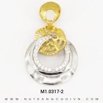 Mua Mặt Dây Chuyền M1.0317-2 tại Anh Phương Jewelry