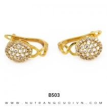 Mua Bông Tai B503 tại Anh Phương Jewelry