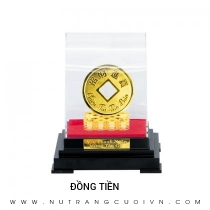 Mua Đồng Tiền Chiêu Tài Tấn Bảo tại Anh Phương Jewelry