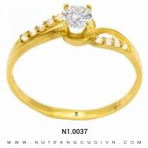 Mua Nhẫn Đính Hôn N1.0037 tại Anh Phương Jewelry