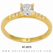 Mua Nhẫn Đính Hôn N1.0075 tại Anh Phương Jewelry