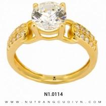 Mua Nhẫn Đính Hôn N1.0114 tại Anh Phương Jewelry