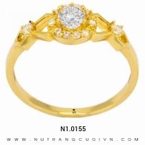 Mua Nhẫn Đính Hôn N1.0155 tại Anh Phương Jewelry