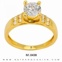 Mua Nhẫn Đính Hôn N1.0438 tại Anh Phương Jewelry
