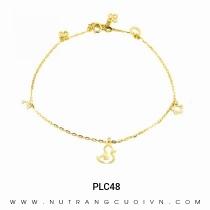 Mua Lắc Chân PLC48 tại Anh Phương Jewelry