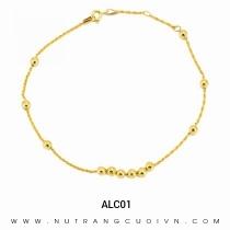 Mua Lắc Chân ALC01 tại Anh Phương Jewelry