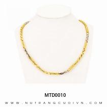 Mua Dây Chuyền MTD0010 tại Anh Phương Jewelry