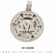 Mua Mặt Dây Chuyền M1.0345M tại Anh Phương Jewelry