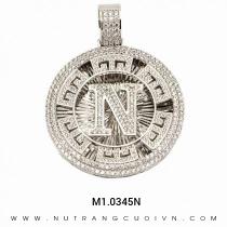 Mua Mặt Dây Chuyền M1.0345N tại Anh Phương Jewelry